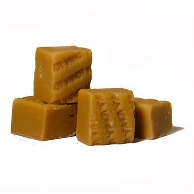 Caramel Blokken Vanille