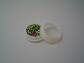 Lianco Juwelen Mix  Groenachtig/Goud
