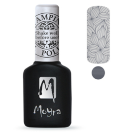 Moyra Stamping Gel Polish sgp02 - Grey