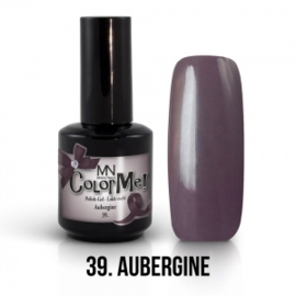 Gel Polish 39 - Aubergine 12 ml