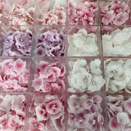 3D Acryl Handgemaakte Bloemen