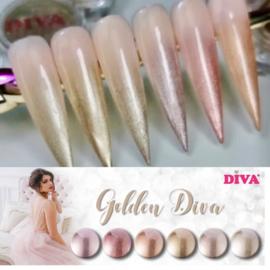 Golden Diva Pigmenten