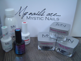 Try-out  pakket Mystic Nails gel