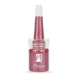Moyra Glitter in Flesje 02 -  Dark Pink