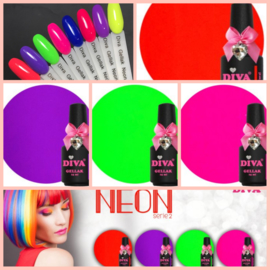 Diva Neon Collection - Serie 2