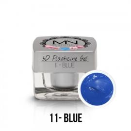 3D Plasticine Gel - 11 - Blue - 3,5g