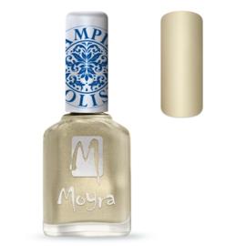 Moyra Stamping Nail Polish sp09 - gold
