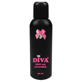 Diva Prep and Cleanser 200ml