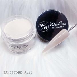116 Sandstone WowBao Acrylic Powder - 28g
