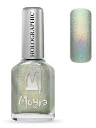 Moyra Nail Polish Holographic 253 Luna