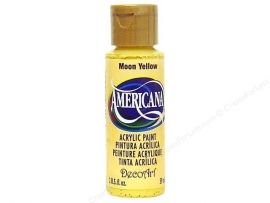Americana Moon Yellow