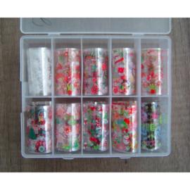 Lianco Kerst Foil Box B