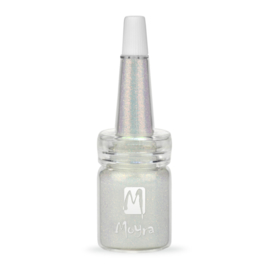 Moyra Glitter in Flesje 06 - Mermaid white/silver