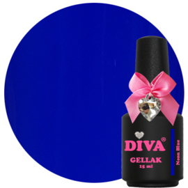 Diva Gellak Neon Blue 15ml