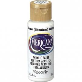 Americana Snow (Titanium) White