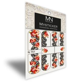 Mysticker N751