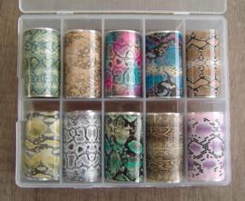 Lianco Foil Box 9