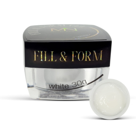Fill & Form Acrylgel White 30g