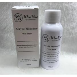 Wowbao Nails Acryl Liquid Monomer 100ml