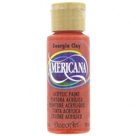 Americana Georgia Clay
