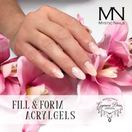 Dag Opleiding Fill & Form (polygel) Mystic Nails