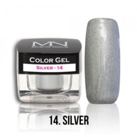 Color Gel 14 - Silver