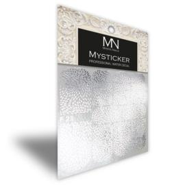 Mysticker F23 silver