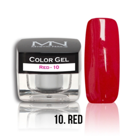 Color Gel 10 - Red