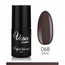 Vasco Gel Polish 068  Diva 6ml