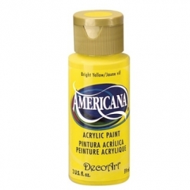 Americana Bright Yellow