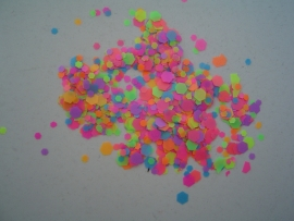 Confetti glitters (roly poly)