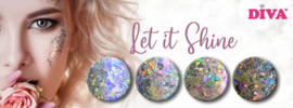 Diamondline Let It Shine Collection - 4 Delig