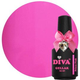 Diva Gellak Prince Pink 15ml