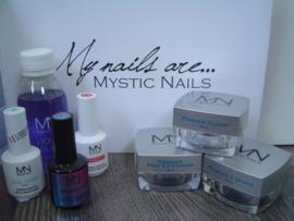 Les pakket Basis Opleiding Acryl Mystic Nails
