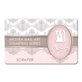 Moyra Scraper Light Rose