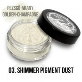 Shimmer Pigment Dust 03 - 2g