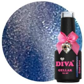 Diva Gellak Cat Eye Great Love 15ml