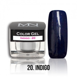 Color Gel 20 - Indigo