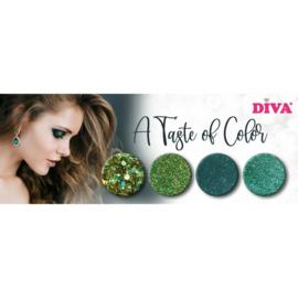 Diamondline A Taste of Color Collection - 4 Delig