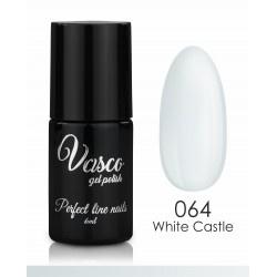 Vasco Gel Polish 064 White Castle 6ml