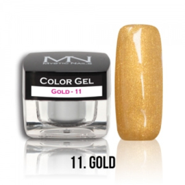 Color Gel 11 - Gold