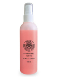 Moyra Plate Cleaner Roze 100ml
