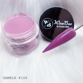 128 Gamble WowBao Acrylic Powder - 28g
