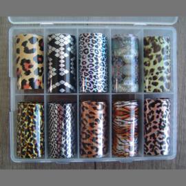 Lianco Foil Box 16