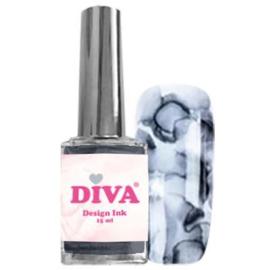 Diva Design Ink Black