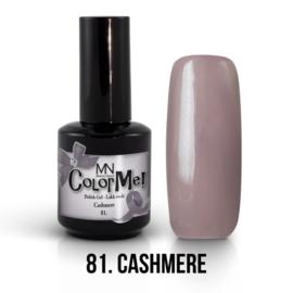 ColorMe 81 - Cashmere 12 ml Gel Polish