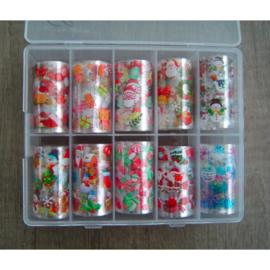 Lianco Kerst Foil Box A