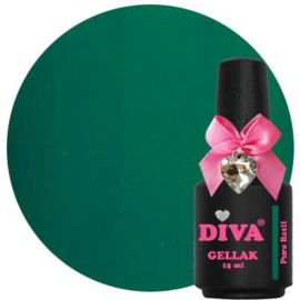 Diva Gellak Pure Basil 15ml