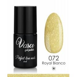 Vasco Gel Polish 072  Royal Bianco 072 5ml