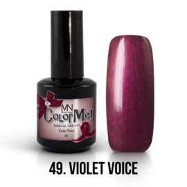Gel Polish 49 - Violet Voice 12 ml
